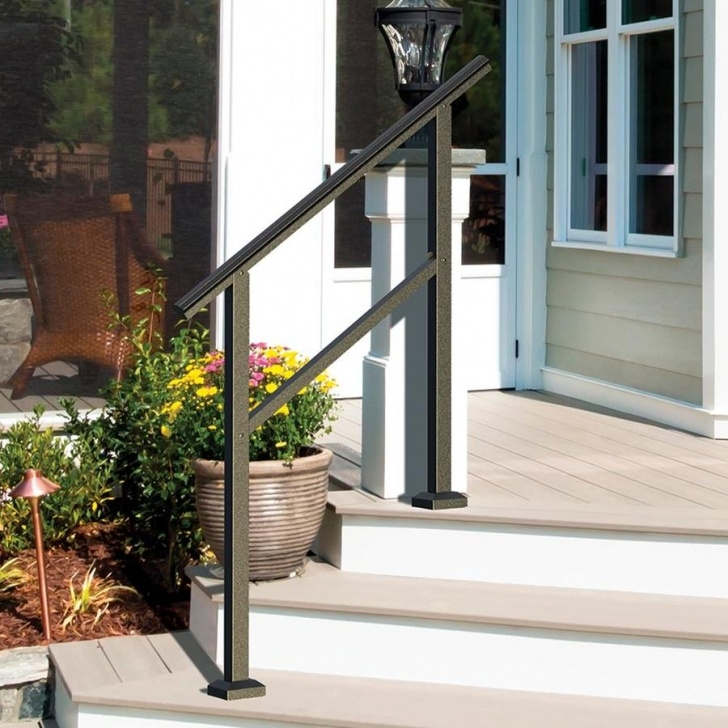 Great Ideas Step Handrails Lowes Photo 748
