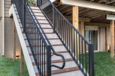 Trex Ada Handrail