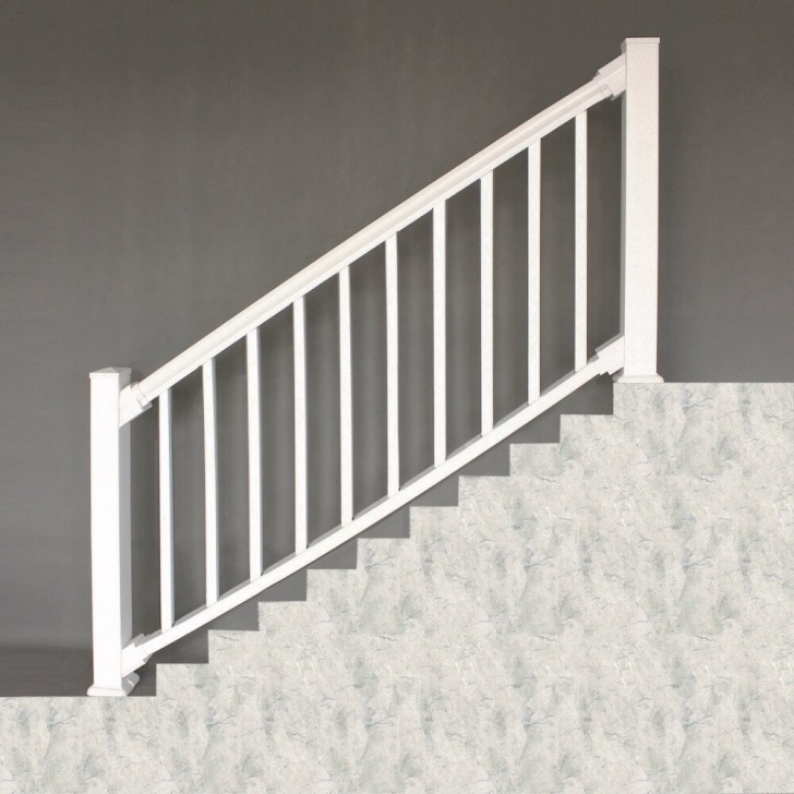 Great Ideas Vinyl Stair Railing Picture 104
