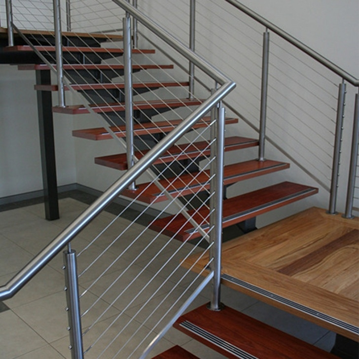 Great Ideas Wire Stair Railing Image 512
