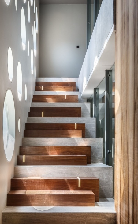 Great Ideas Wood And Concrete Stairs Picture 764