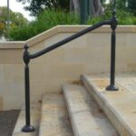 Great Ideas Wrought Iron Hand Railing Exterior Picture 280