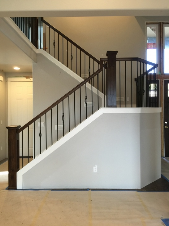 Great Modern Newel Post Picture 329