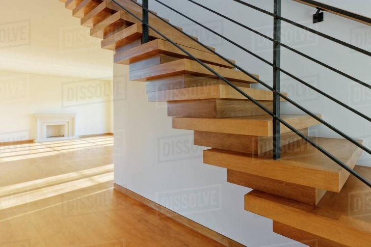 Great Modern Wood Stairs Photo 814