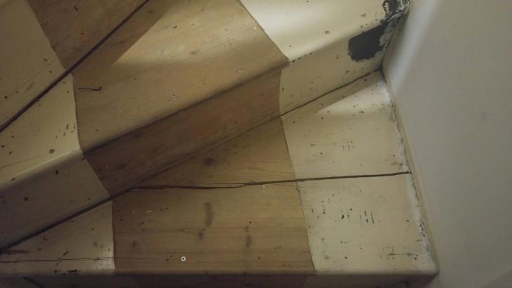 Great Repairing Wooden Stairs Photo 790