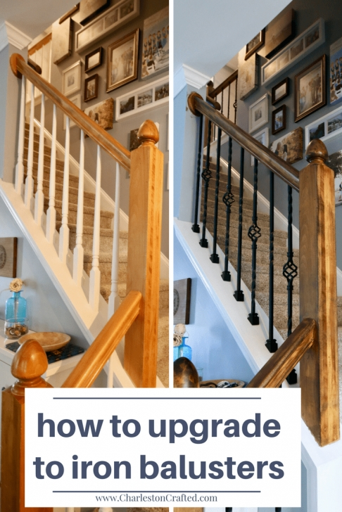 Great Replacing Stair Balusters Photo 325