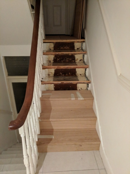 Great Sanding Old Stairs Image 878