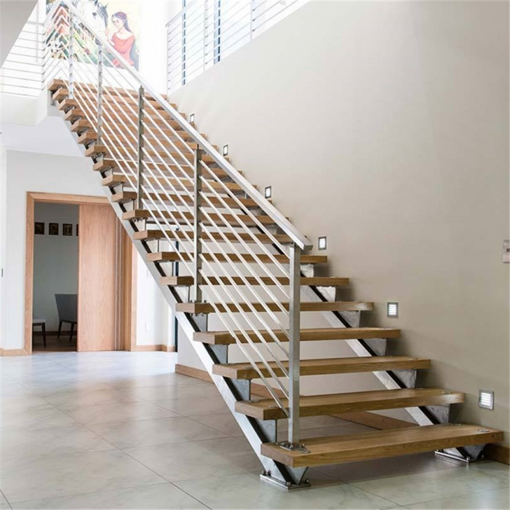 Great Simple Stair Railing Image 342