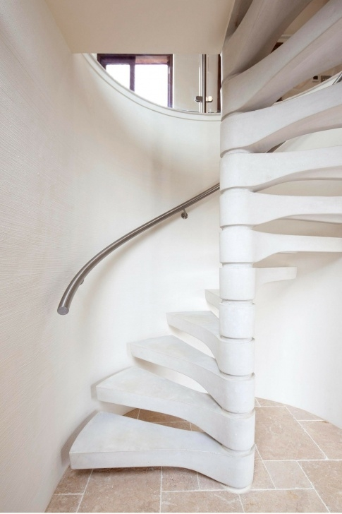 Great Spiral Staircase Design Photo 973