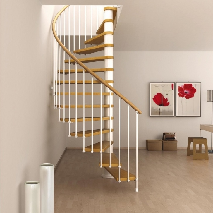 Great Spiral Staircase To Attic Bedroom Picture 322