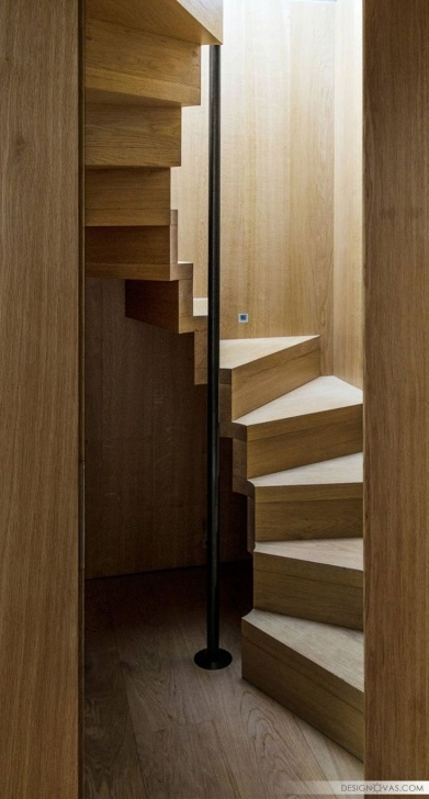 Great Stairs Design For Small Space Photo 730