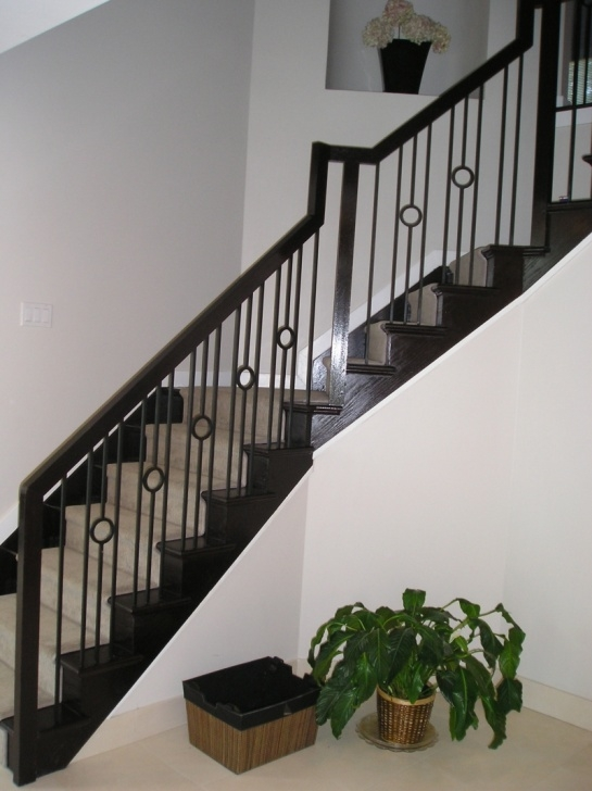 Great Unique Iron Balusters Picture 378