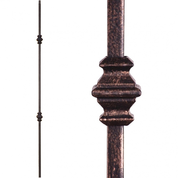 Great Wrought Iron Balusters Home Depot Photo 274
