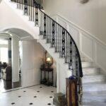 Ideas For Brass Stair Rail Photo 973