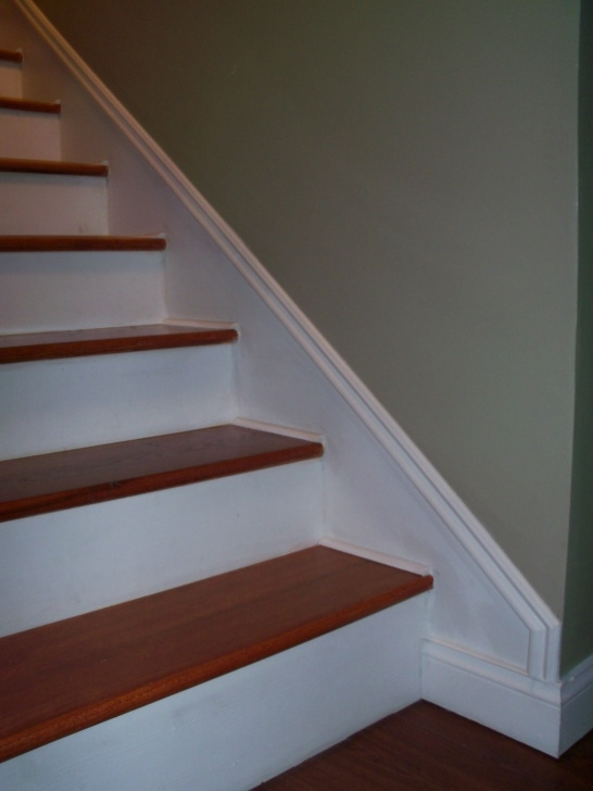 Ideas for Chair Rail On Stairs Photo 216