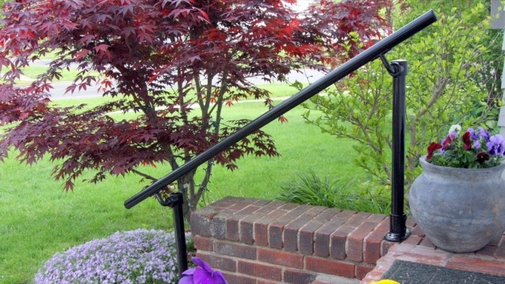 Ideas for Handrails For Front Steps Photo 082