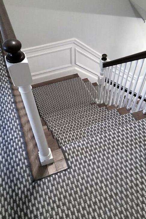 Ideas for Modern Stair Carpet Photo 212