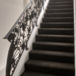 Ideas For Rod Iron Stair Railing Photo 051