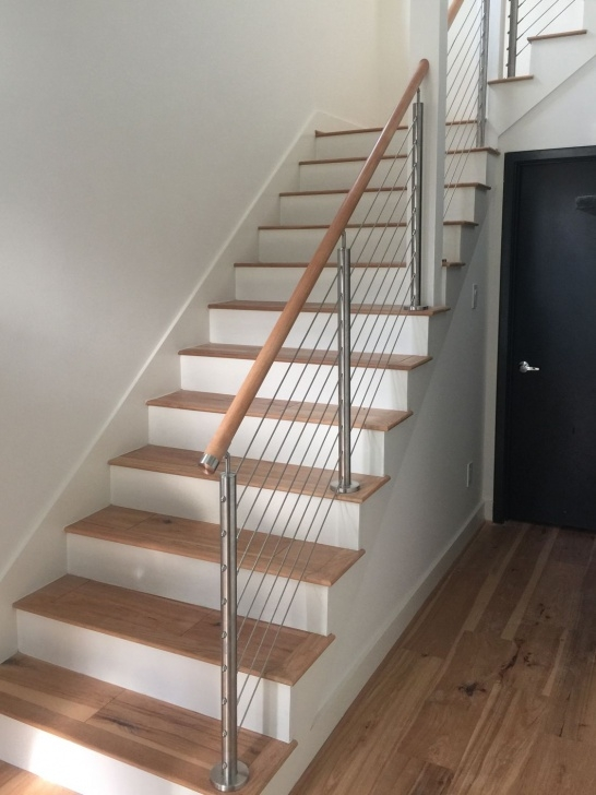 Ideas for Simple Stair Railing Picture 321