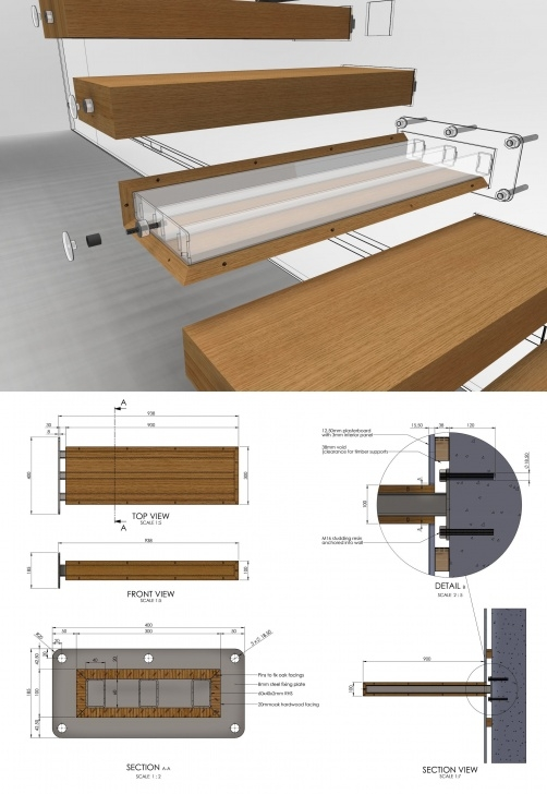 Ideas for Staircases Design And Construction Image 888
