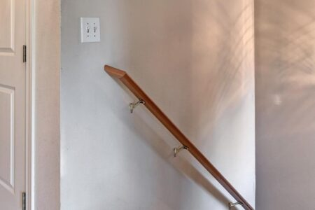 Wall Handrails For Stairs