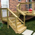Ideas for Wood Deck Steps Photo 817