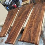 Imaginative Acacia Stair Treads Picture 140