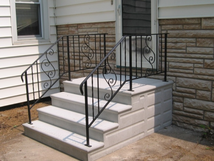 Imaginative Concrete Steps Design Image 649