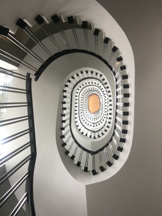 Imaginative Domestic Spiral Staircase Photo 869
