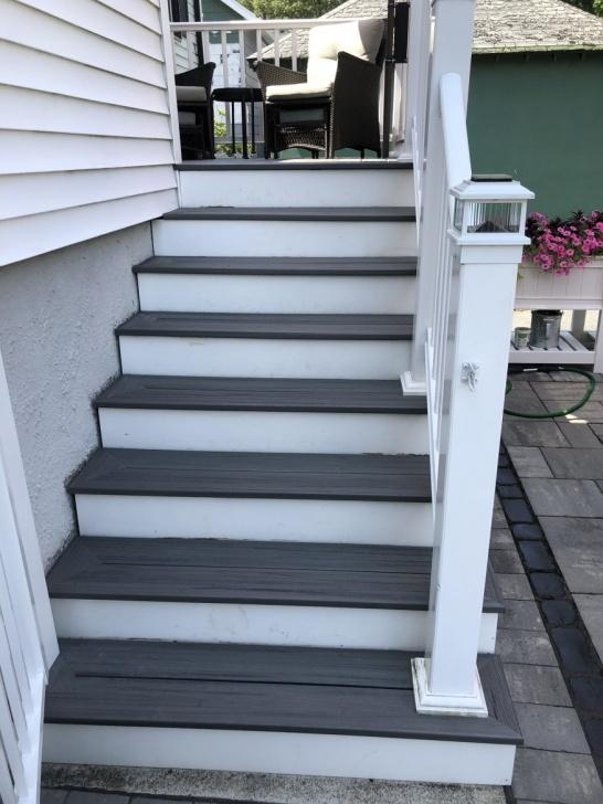 Imaginative Exterior Stair Treads Photo 930