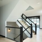 Imaginative Glass Stair Panels Picture 912