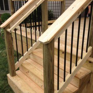 Handrails For Decks
