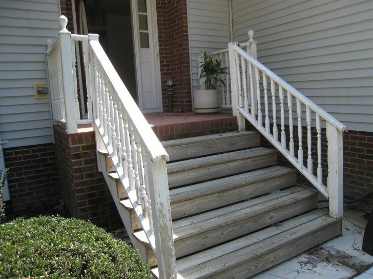 Imaginative Handrails For Porch Steps Image 425