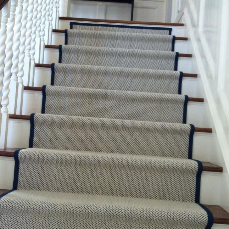 Imaginative Herringbone Stair Runners Image 557