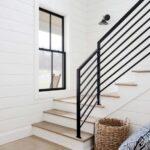 Imaginative Industrial Stair Railing Image 954