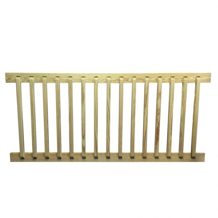 Imaginative Lowes Wood Banister Picture 919