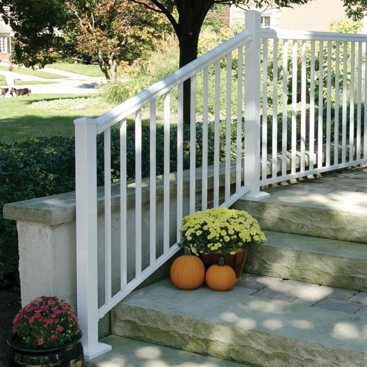 Imaginative Outdoor Stair Railing Lowes Picture 467