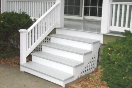 Premade Outdoor Steps