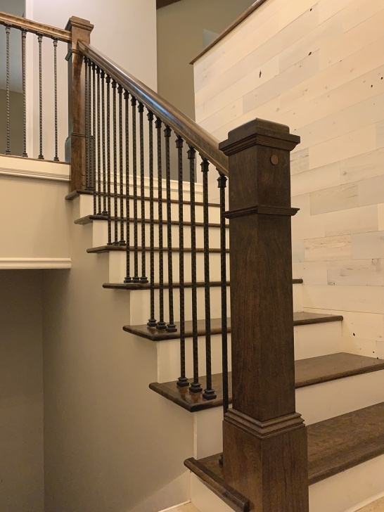 Imaginative Replacing Stair Railing Picture 748