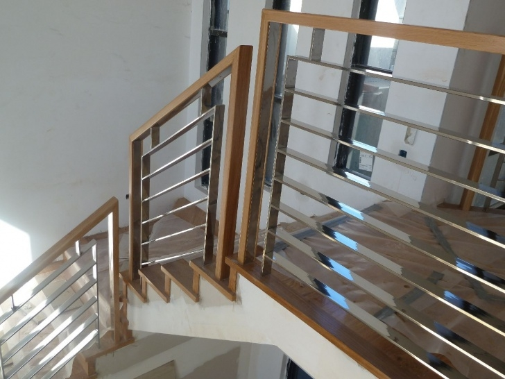 Imaginative Stainless Steel Stair Handrail Picture 583