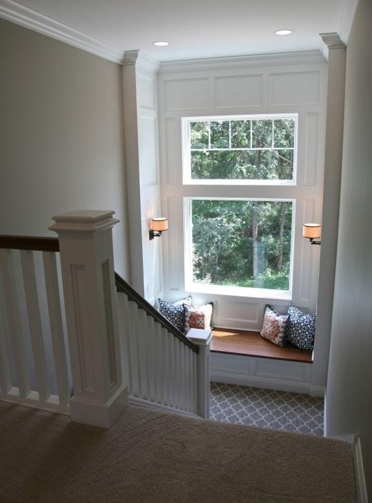 Imaginative Staircase Landing Window Designs Picture 270