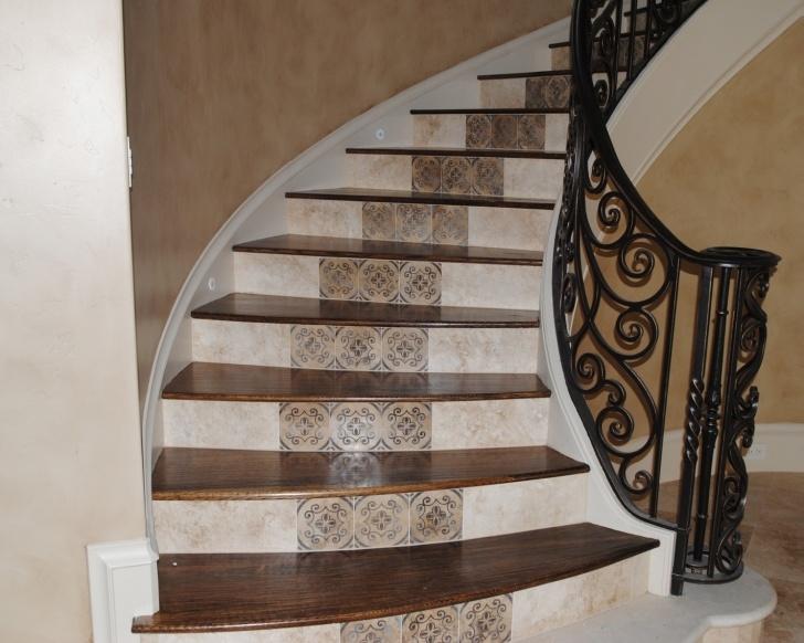 Imaginative Staircase Stone Design Photo 436