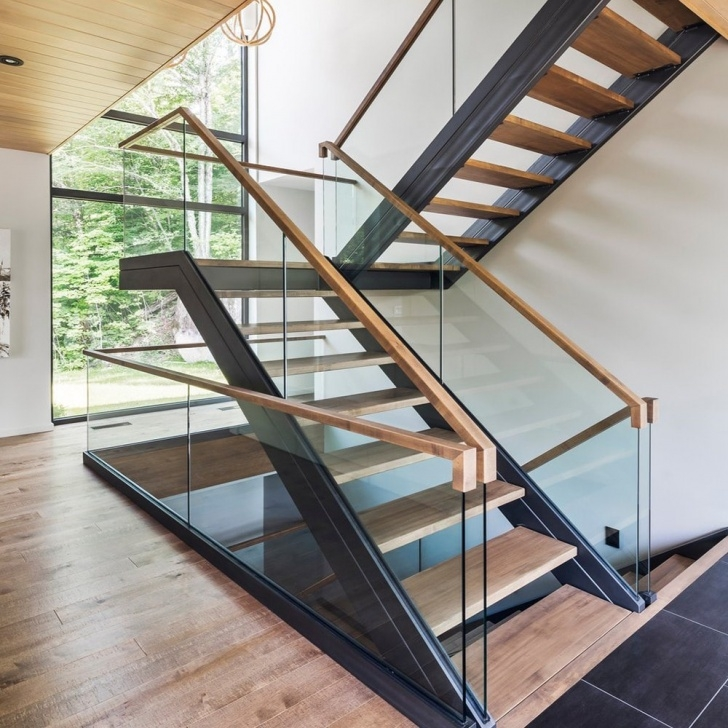 Imaginative Steel Design For Stairs Photo 566