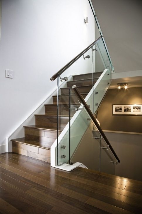 Imaginative Steel Railing For Stairs With Glass Image 999