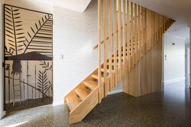 Imaginative Timber Staircase Design Picture 463