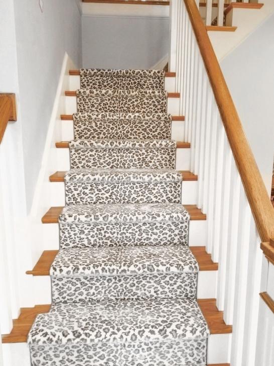 Imaginative Zebra Stair Carpet Image 795