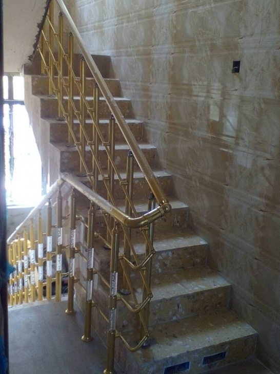 Innovative Aluminium Staircase Design Picture 582