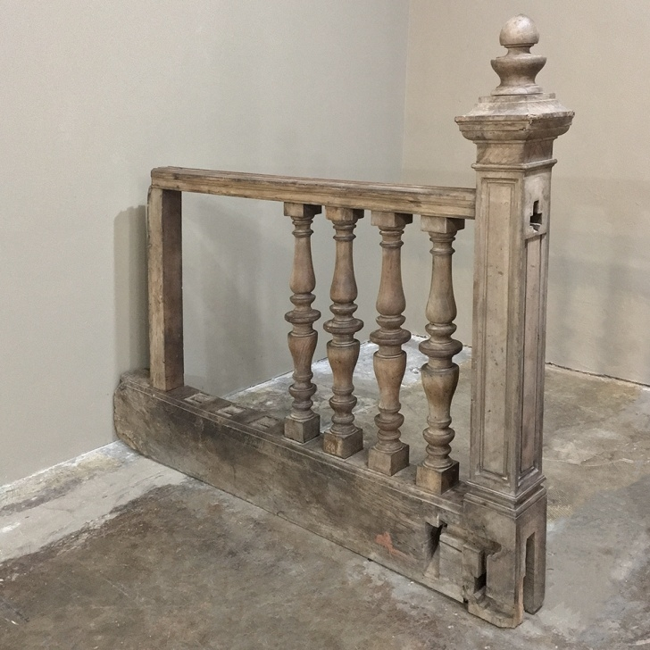 Innovative Antique Stair Railing Picture 998
