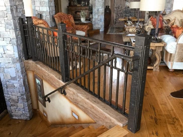 Innovative Custom Metal Handrails Photo 071