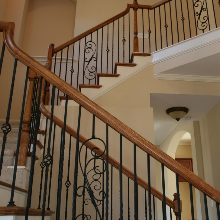 Innovative Metal Balusters Interior Image 481